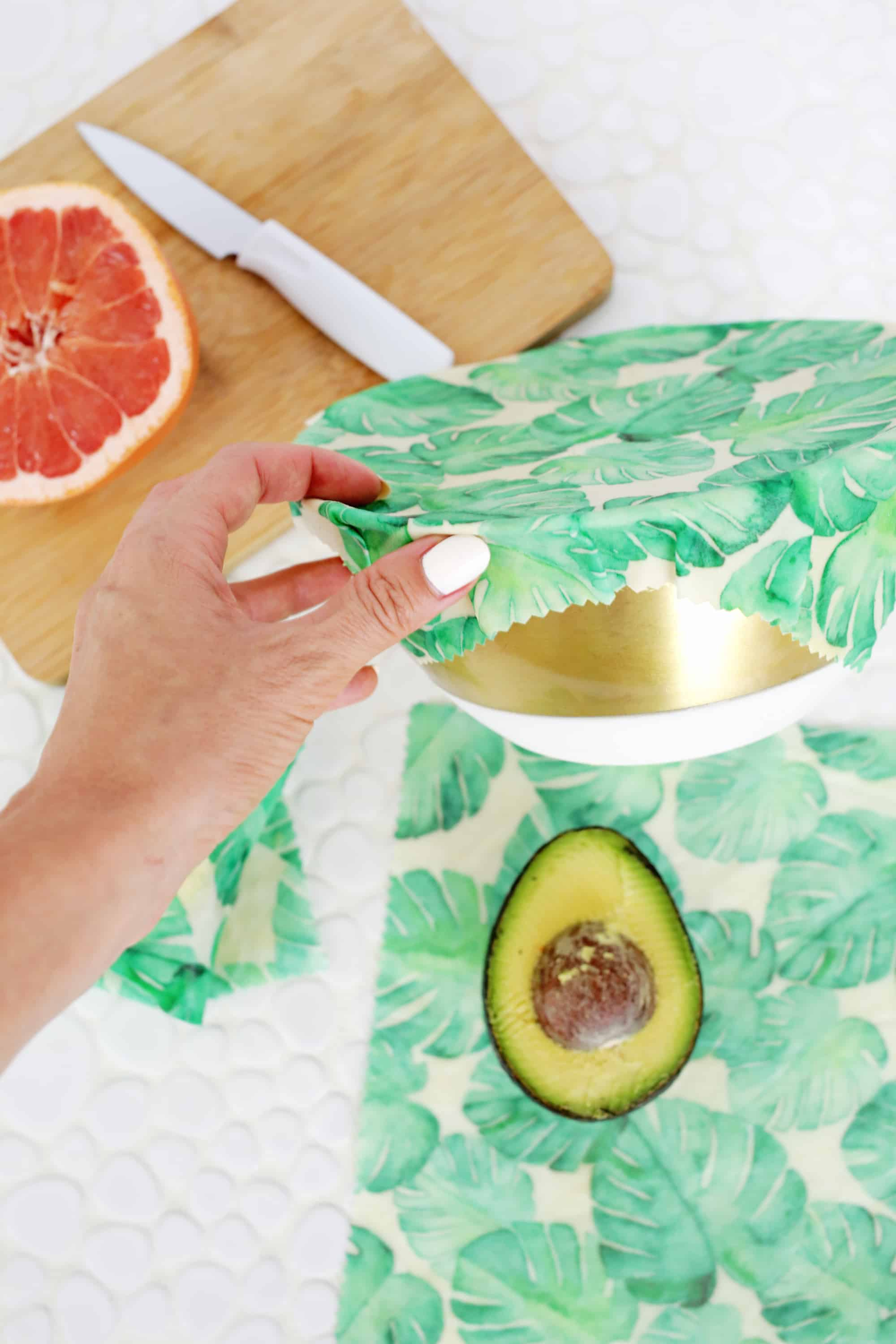 Make Your Own Beeswax Food Wraps A Beautiful Mess