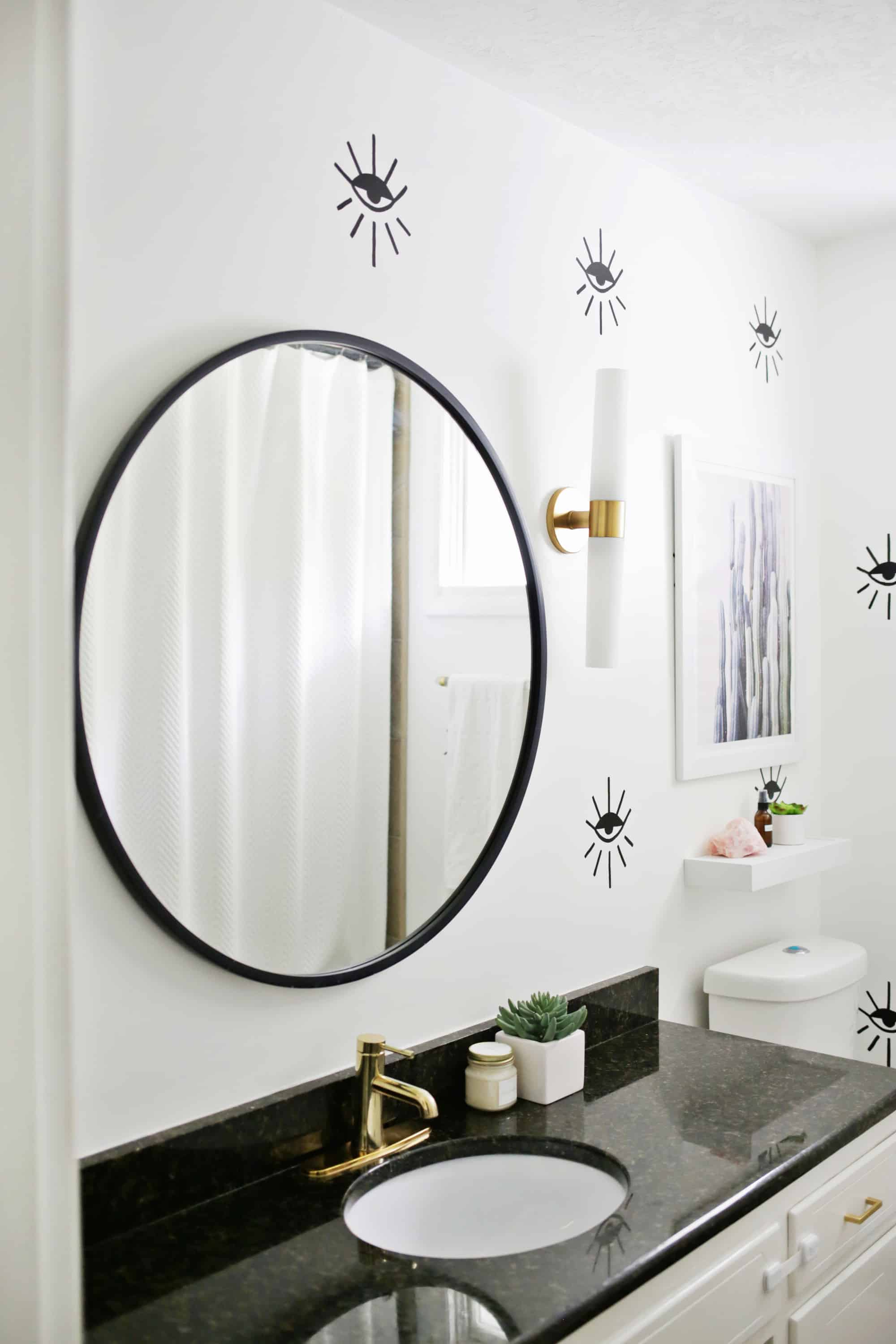 5 Places In Your Home Where You Should Hang A Mirror - A Beautiful Mess