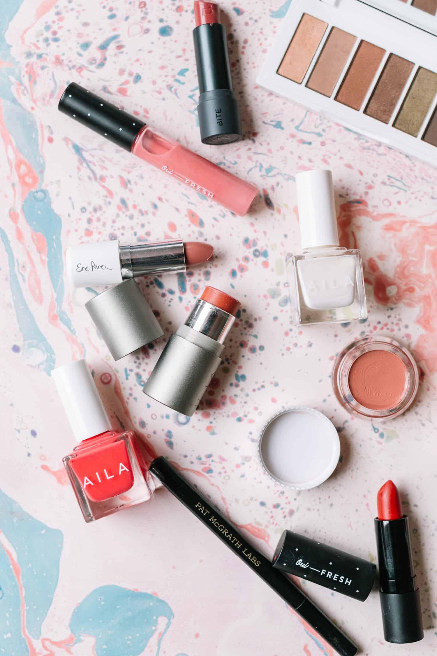 Elsie's Tried & True Clean Cosmetics Buys