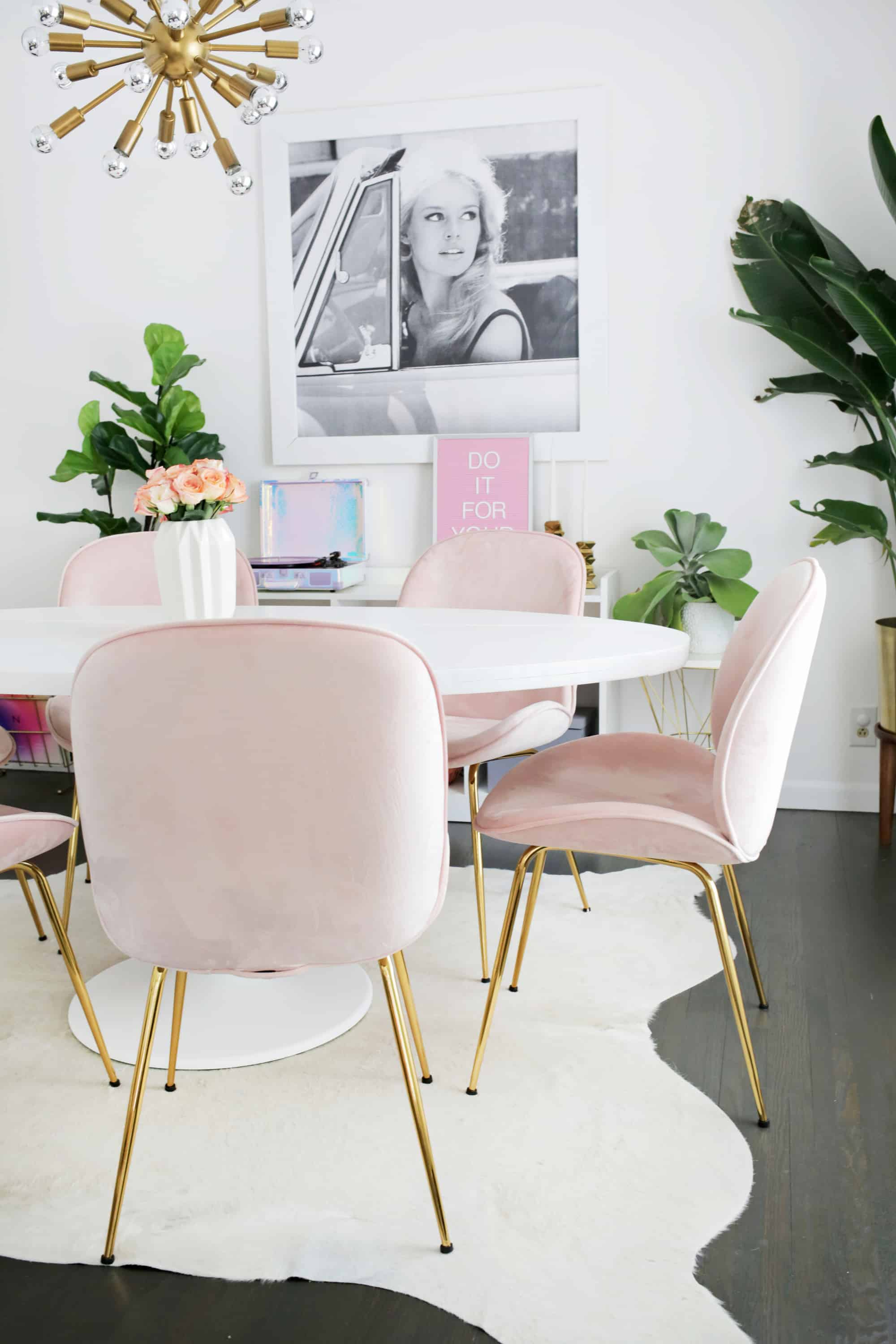 How I Found My Dream Dining Chairs!