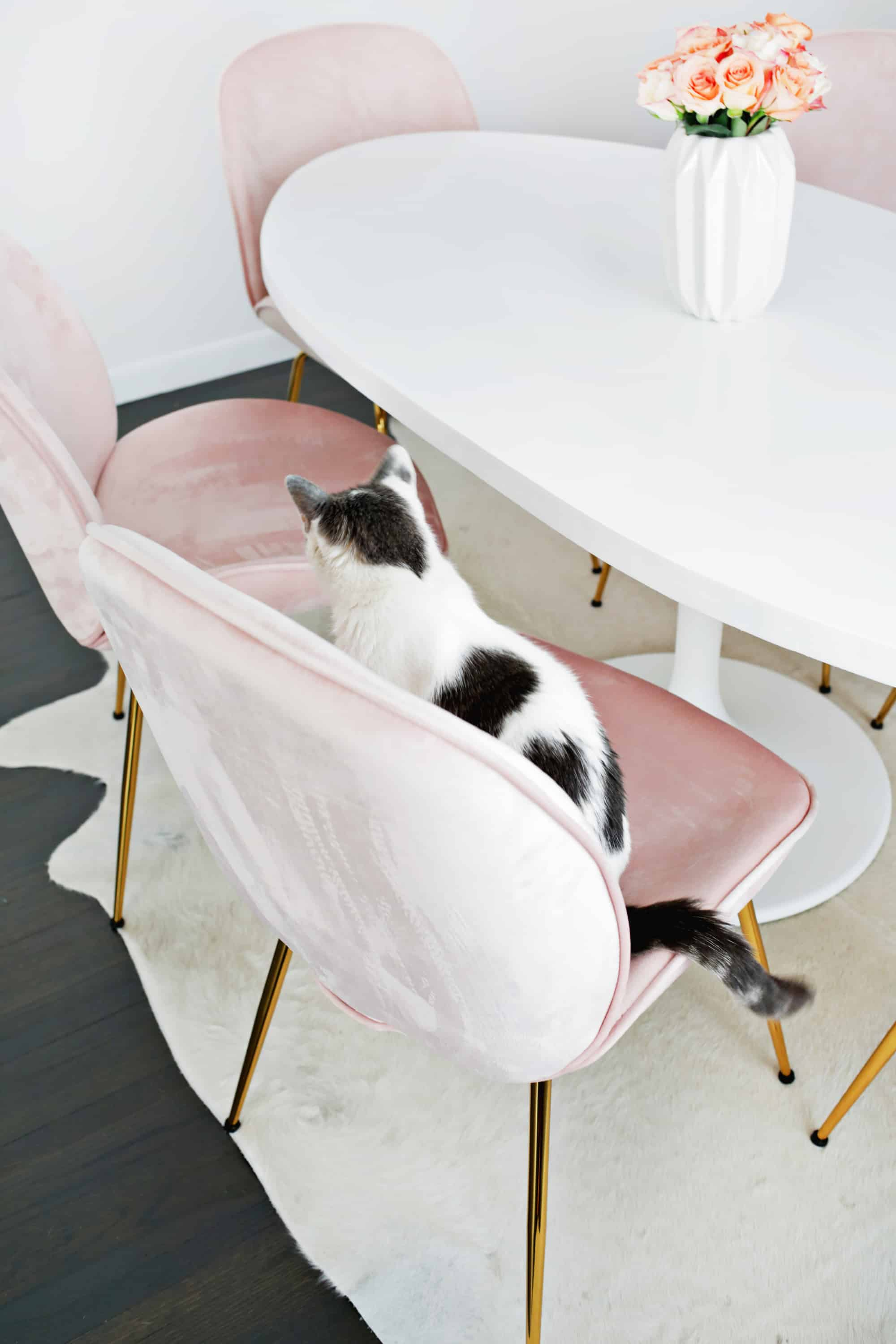 Picture of: How I Found My Dream Dining Chairs A Beautiful Mess