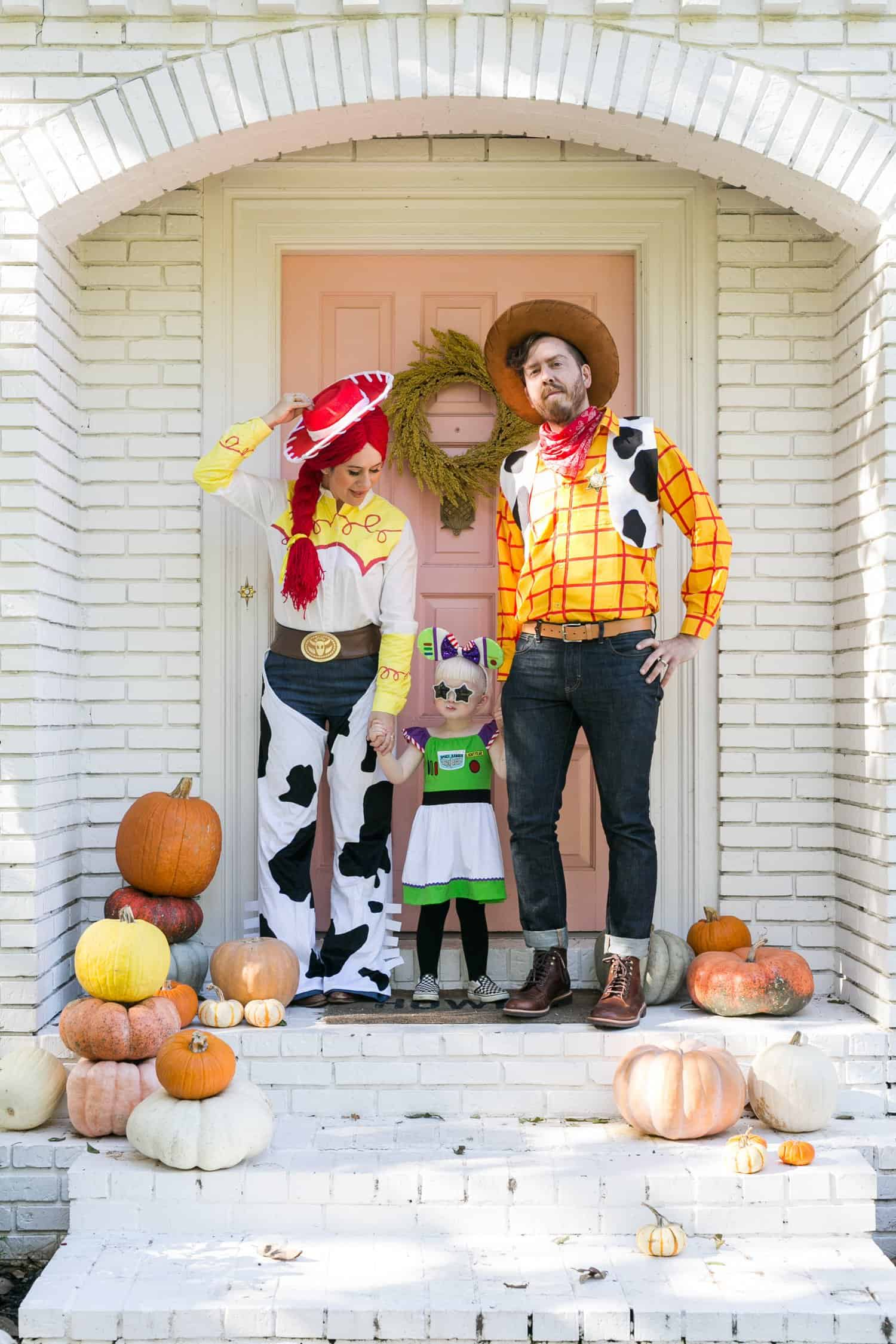Toy Story Family Halloween Costume