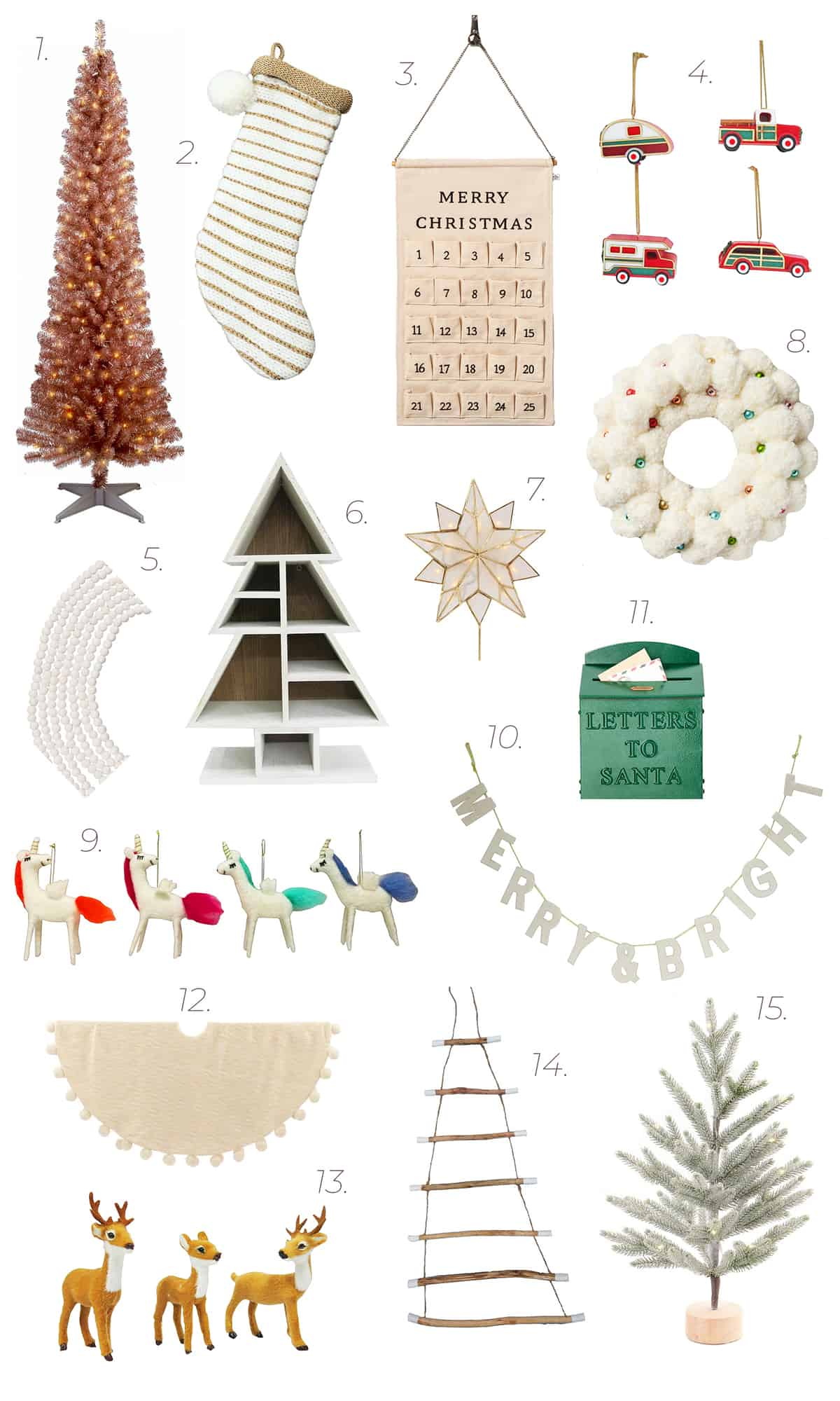 The Best Holiday Decor at Target