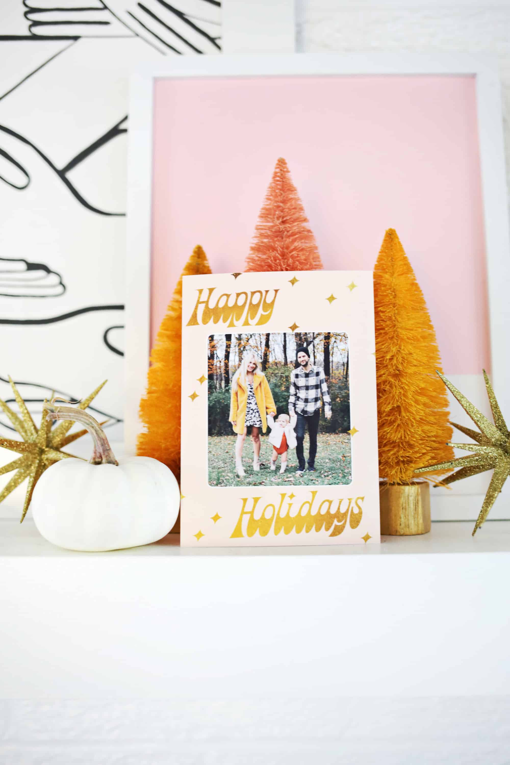 I Feel Like There S A Point In Your Life Where You Start Sending Holiday Cards Out From Own Little Family Furry Kids Or Human Included And