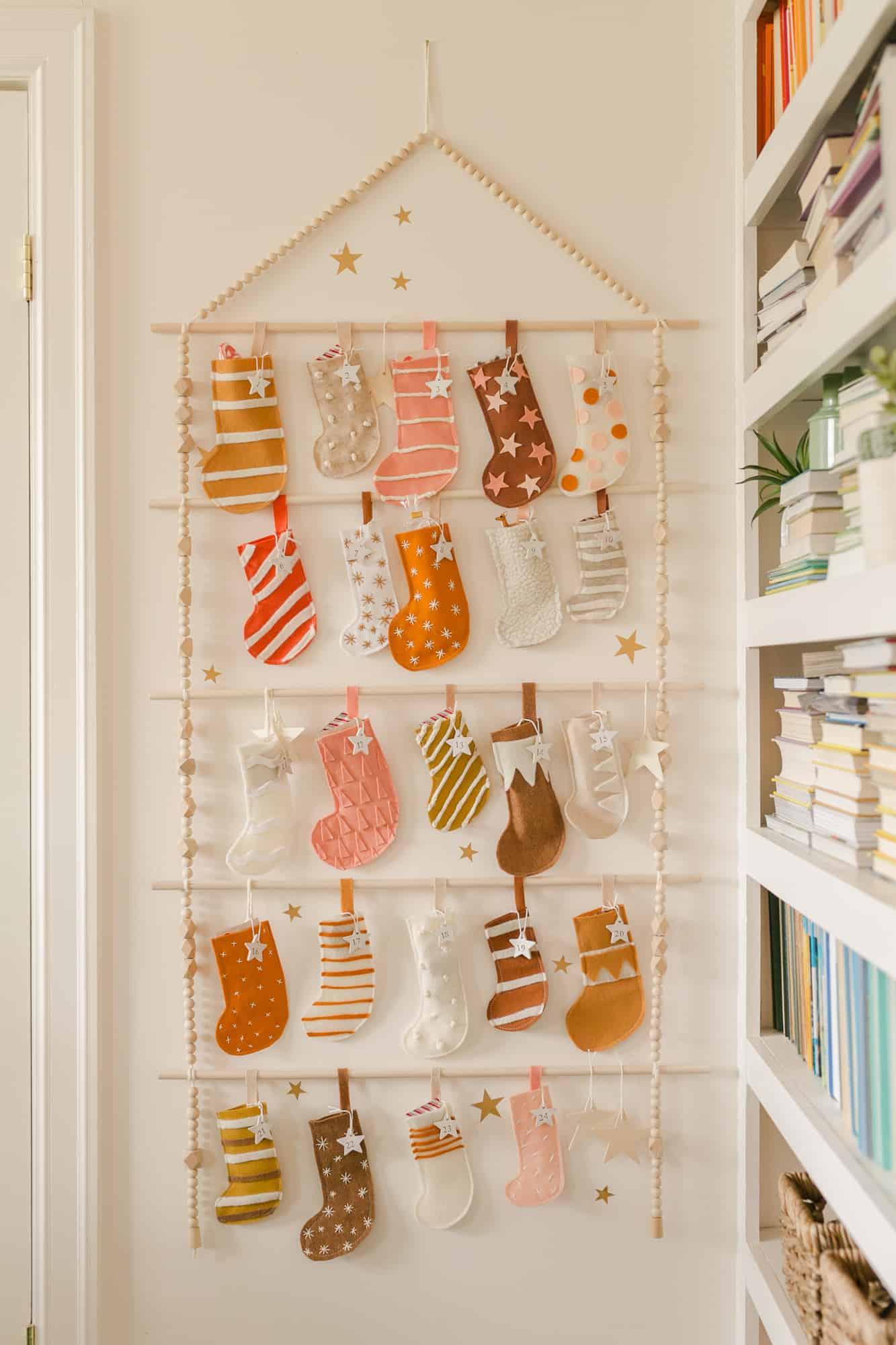 Heirloom Advent Calendar DIY