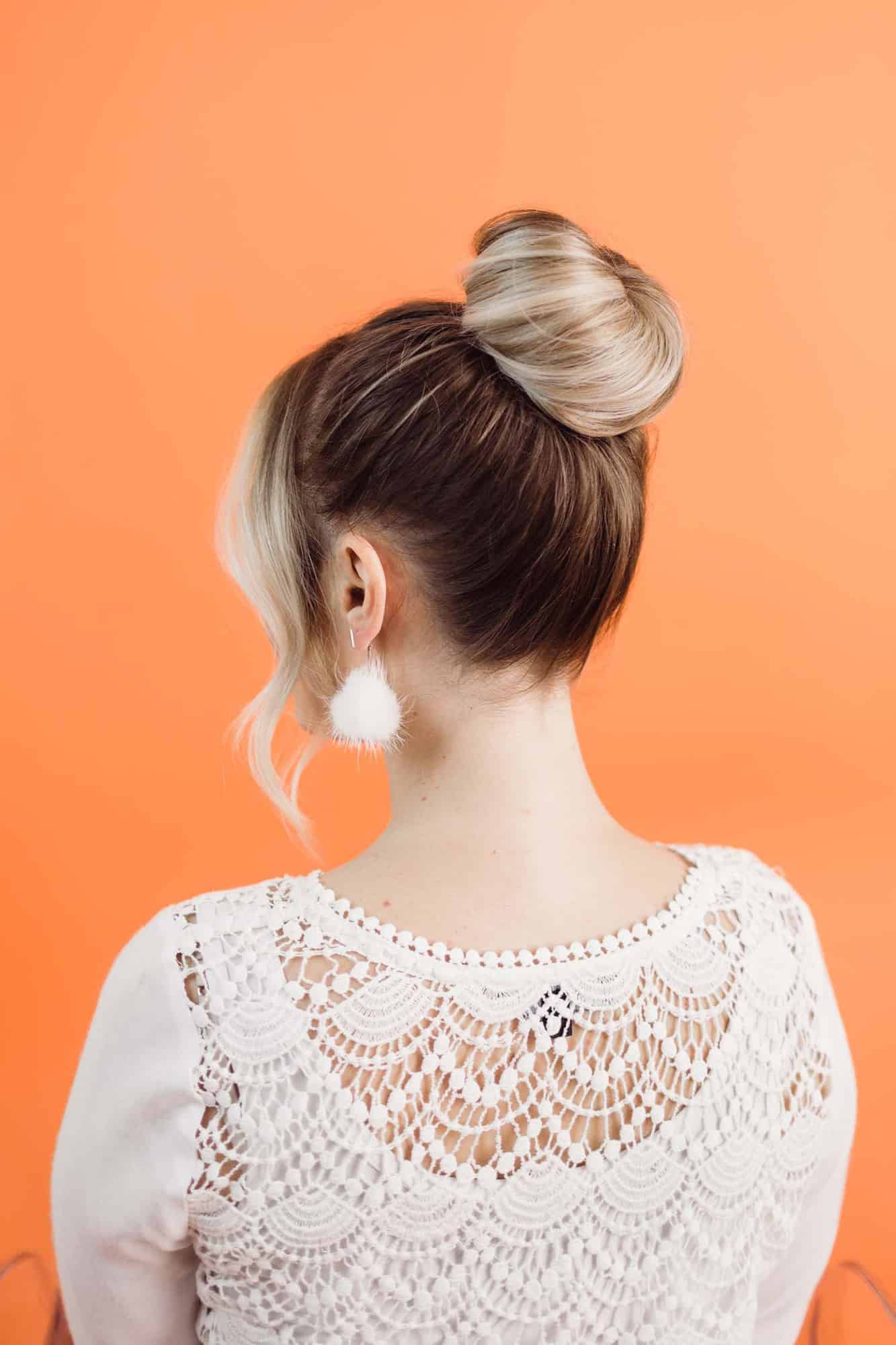 How To Style A Donut Bun A Beautiful Mess