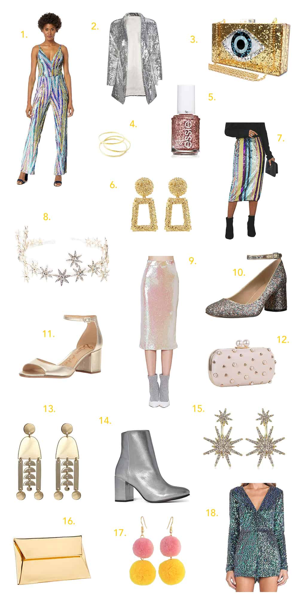 Our Top New Year's Eve Outfit Ideas On Amazon Prime!