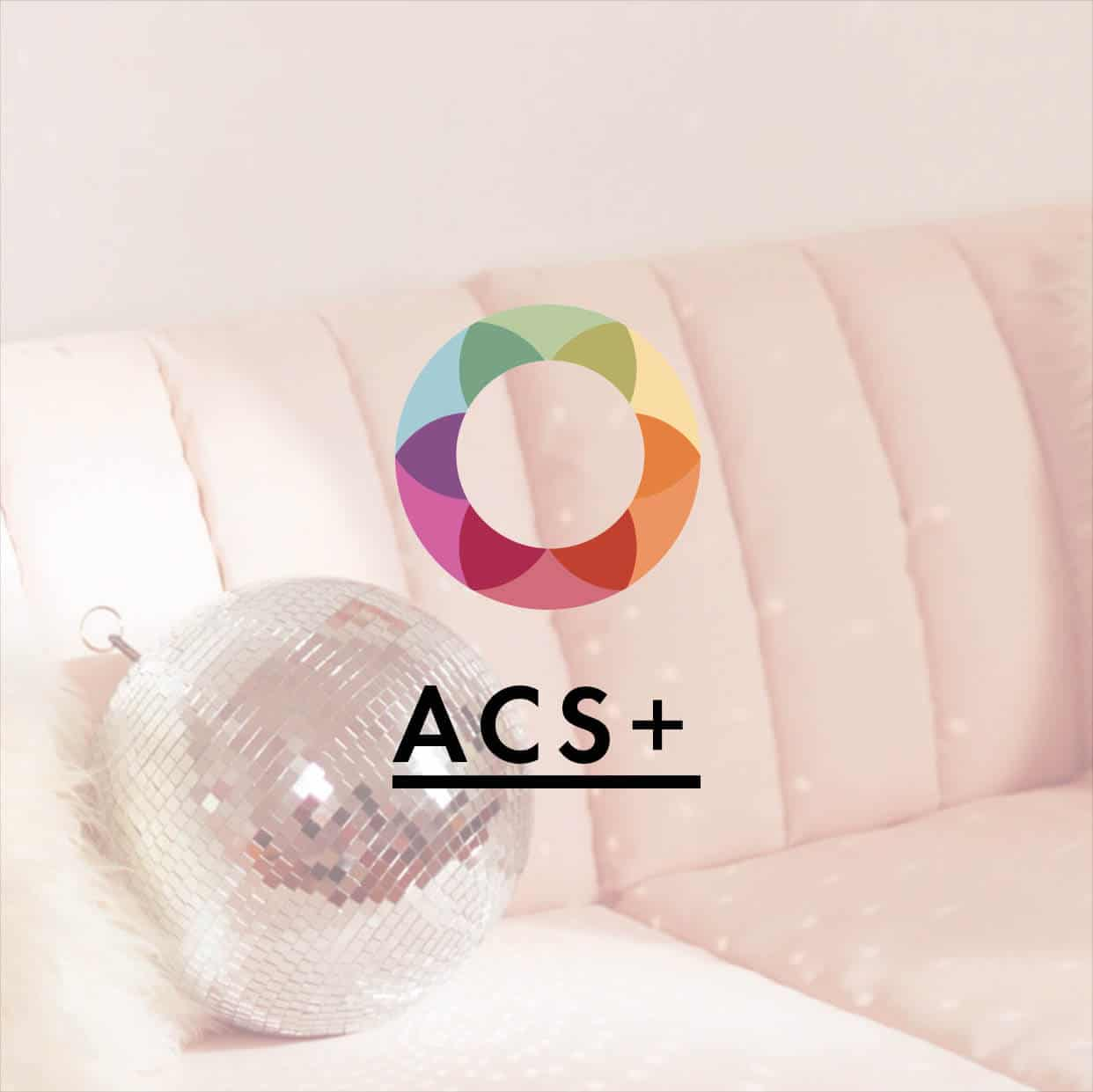 #AColorStory: Introducing ACS+!!
