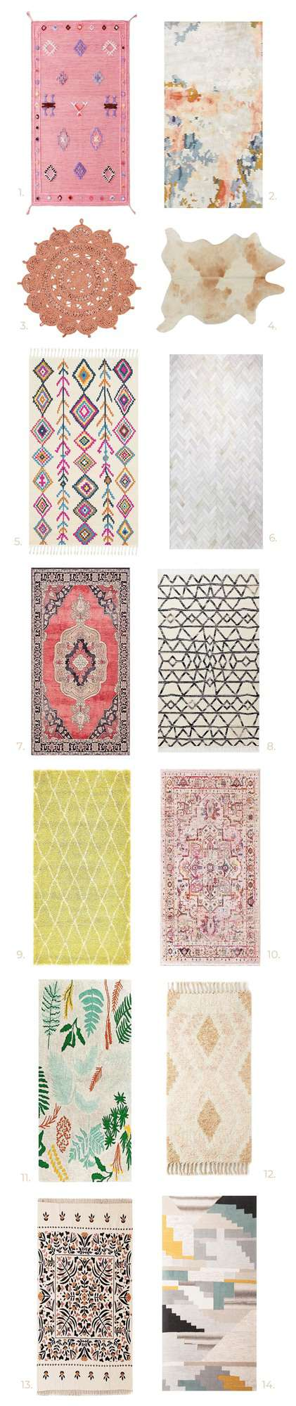 The Cutest Rugs Under 500 A