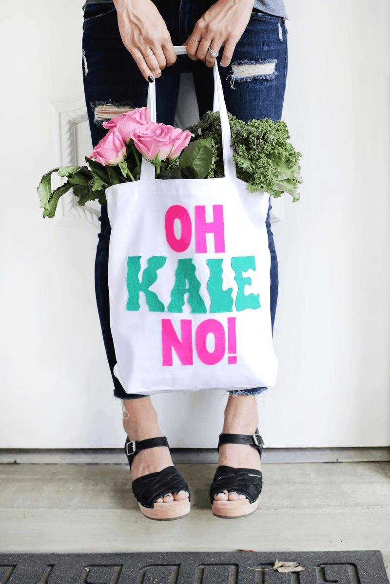 Shopping bag DIY