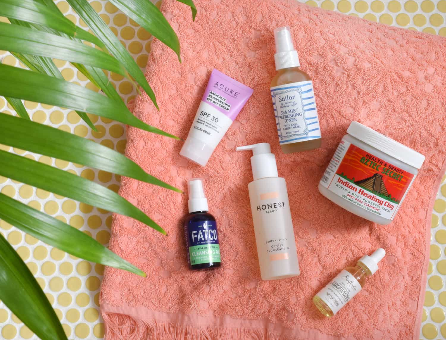 Six Step Natural Skincare Routine From Target A Beautiful Mess