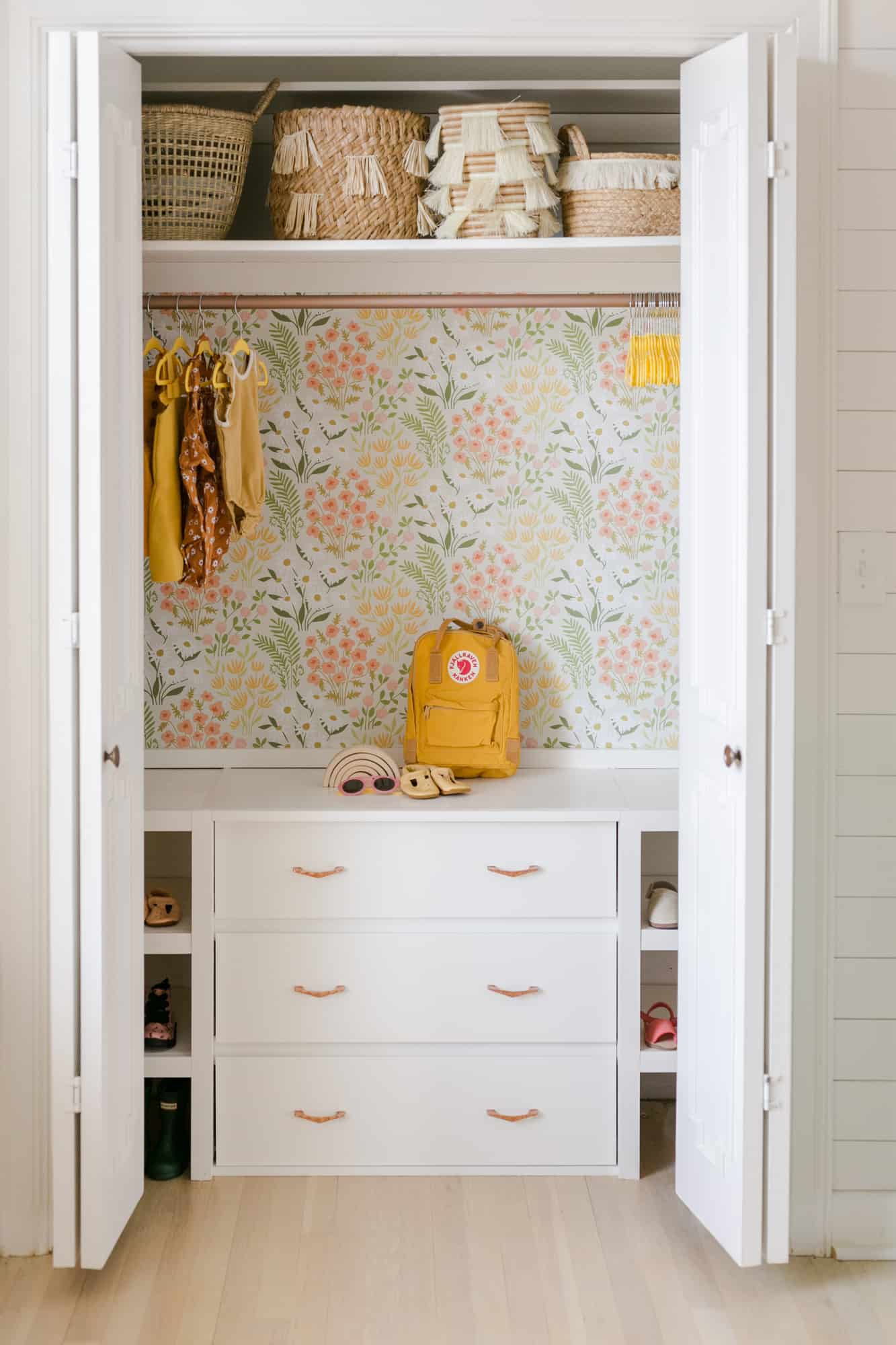 Tips For Reconfiguring A Closet A Beautiful Mess