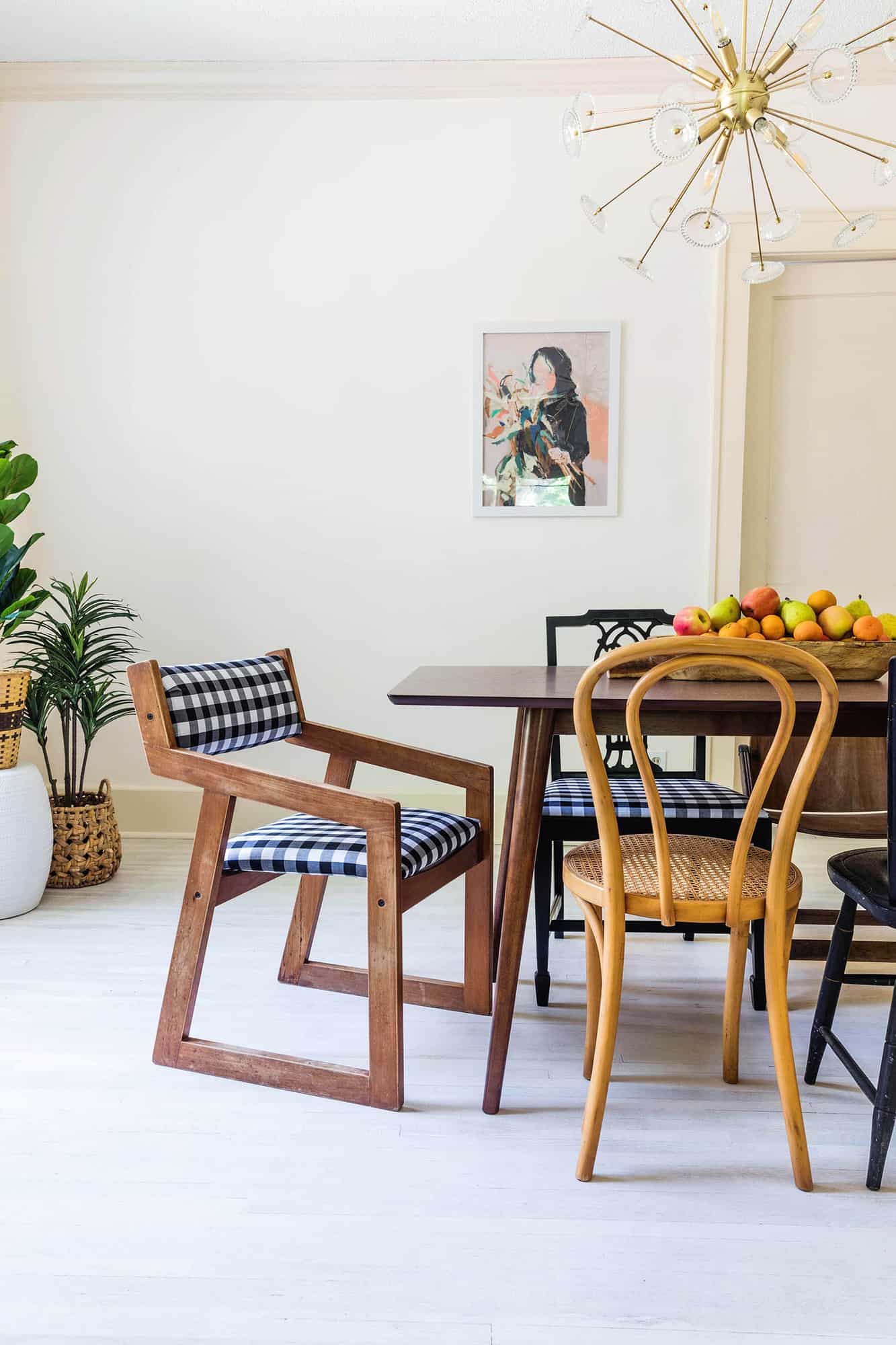 Tips To Reupholster Dining Chairs A Beautiful Mess