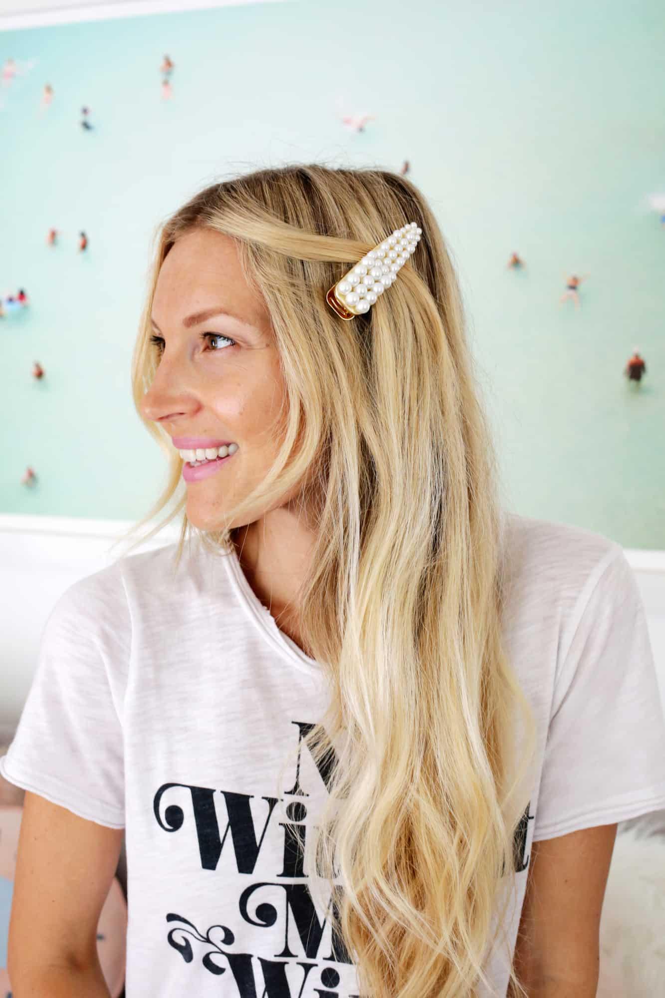 3 Trendy DIY Hair Clips So Easy Click through for tutorial 1 1