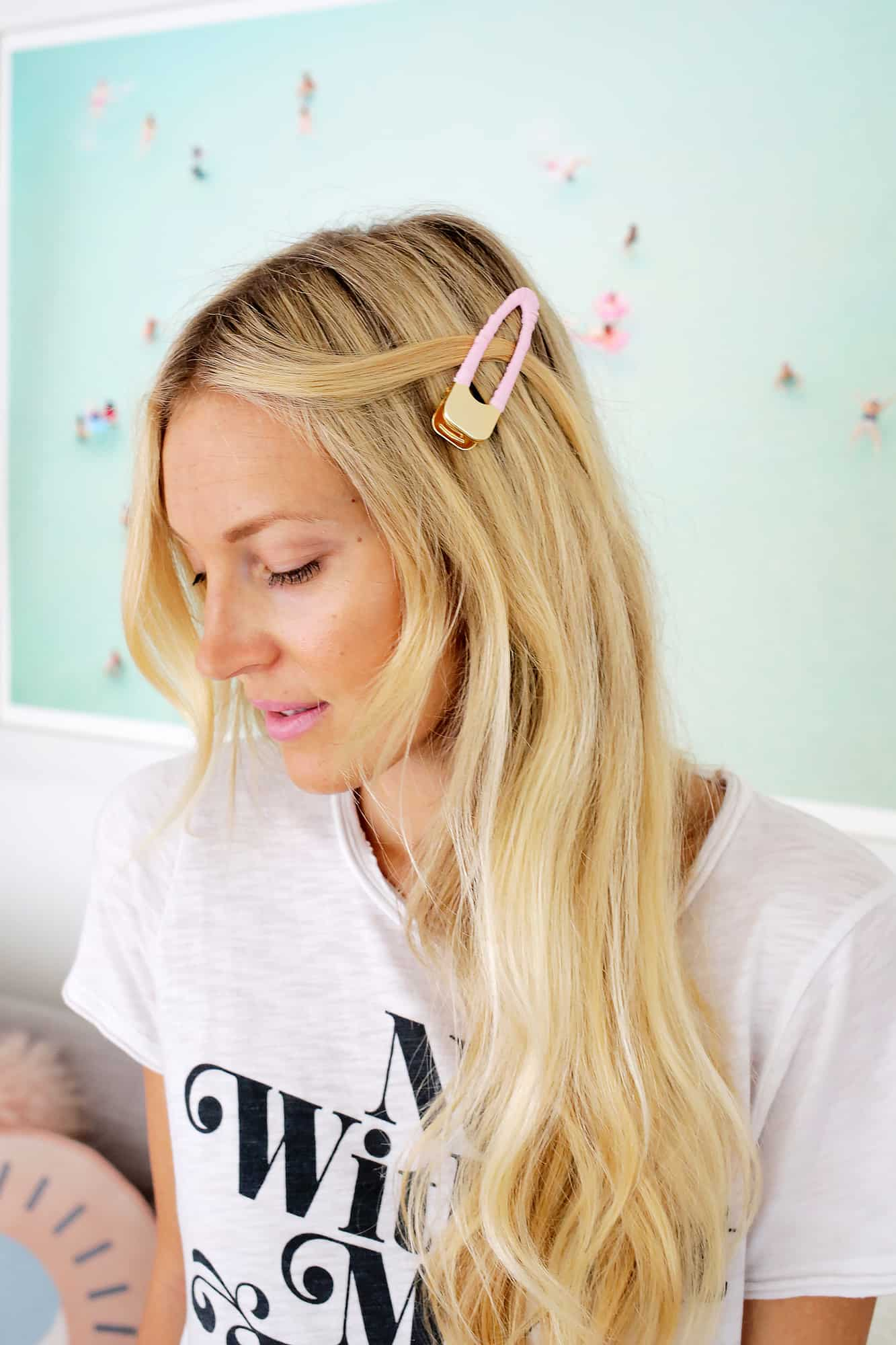 3 Trendy DIY Hair Clips So Easy Click through for tutorial 1 2