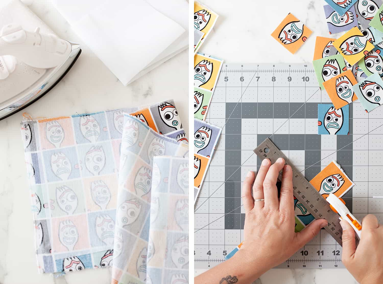 Fabric Matching Game