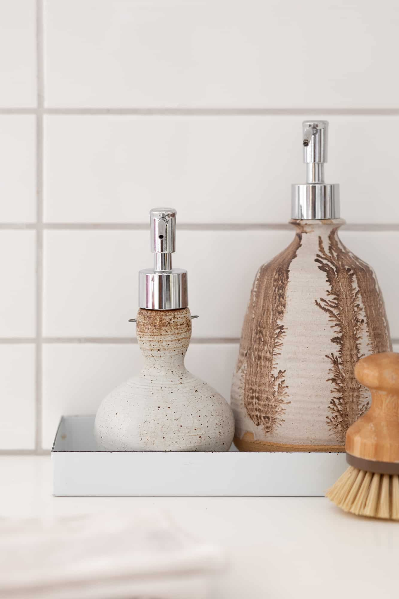 How to Make a Soap Dispenser