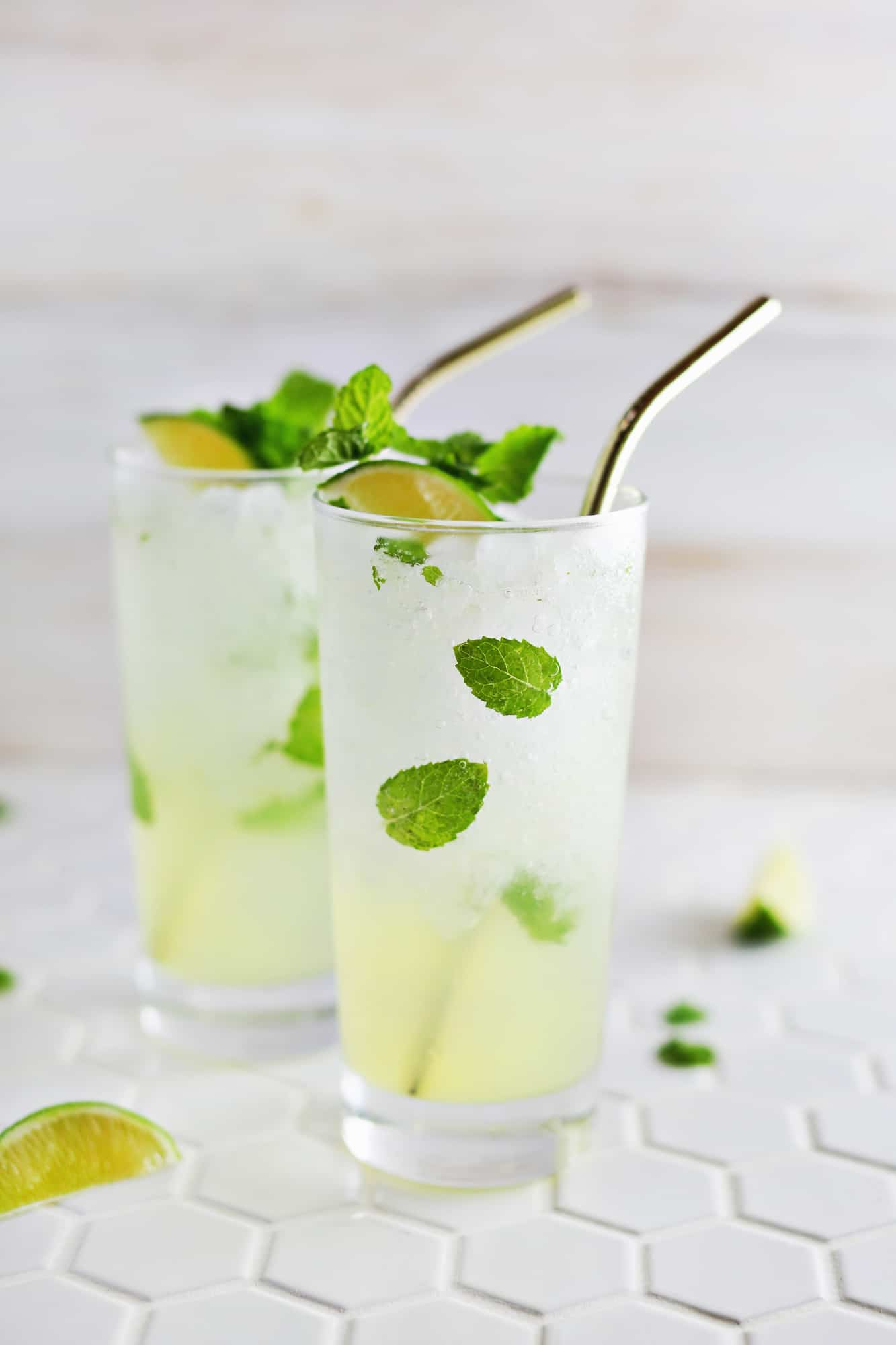 Best At Home Mojito Recipe A Beautiful Mess