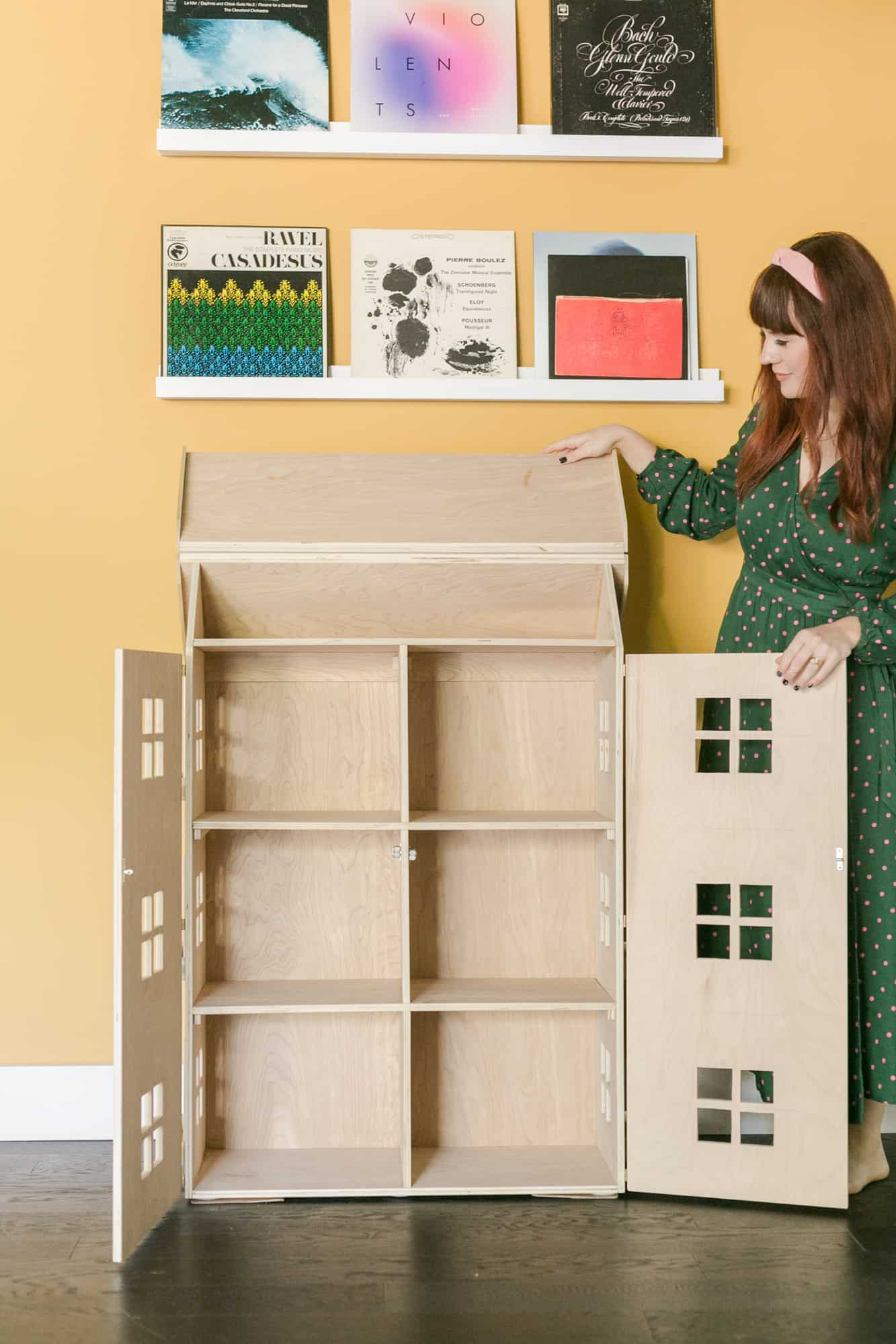 How To Build A Diy Dollhouse A Beautiful Mess