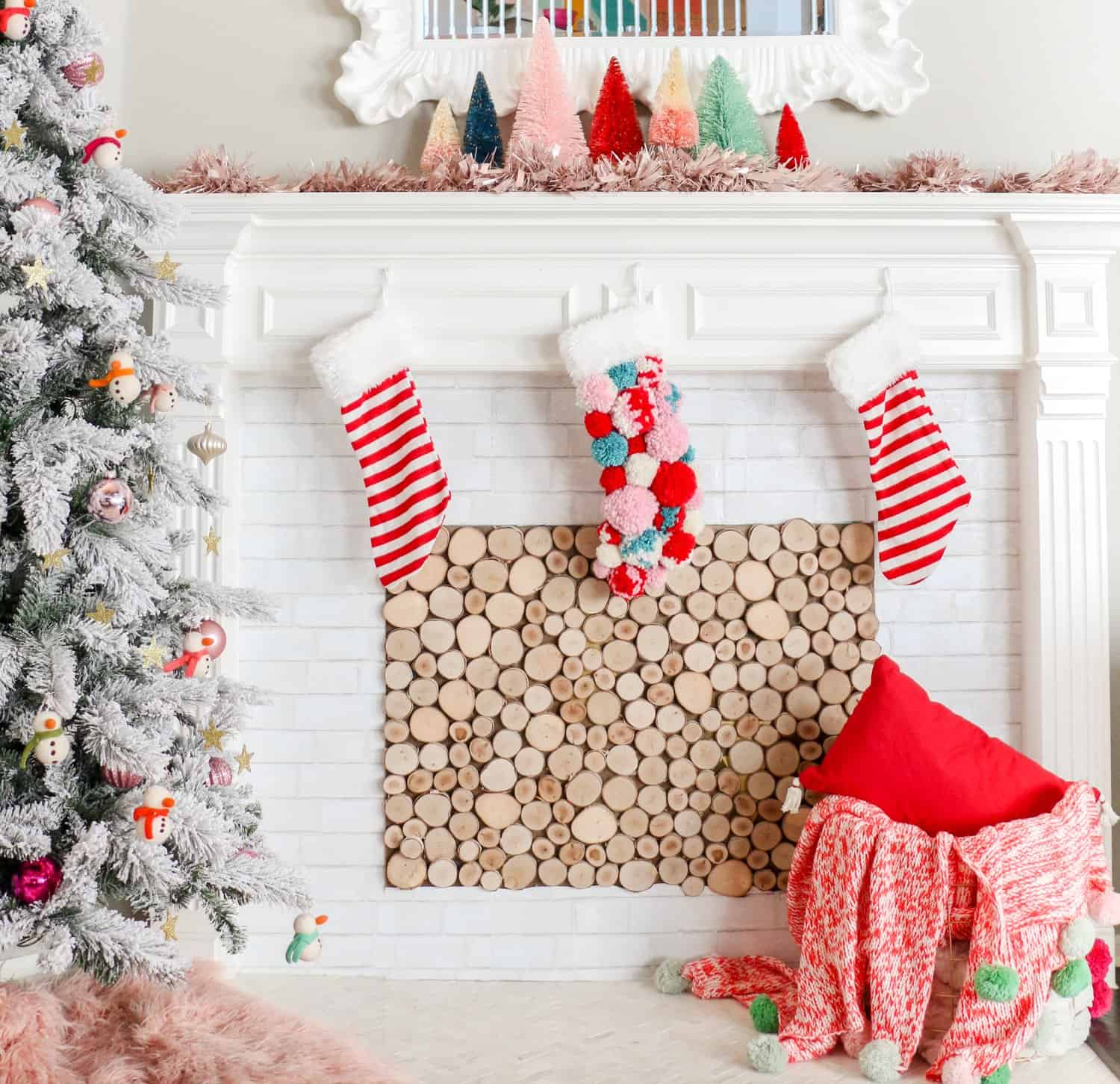 Home for the Holidays: Our Best Holiday Crafts + DIYs - A Beautiful Mess