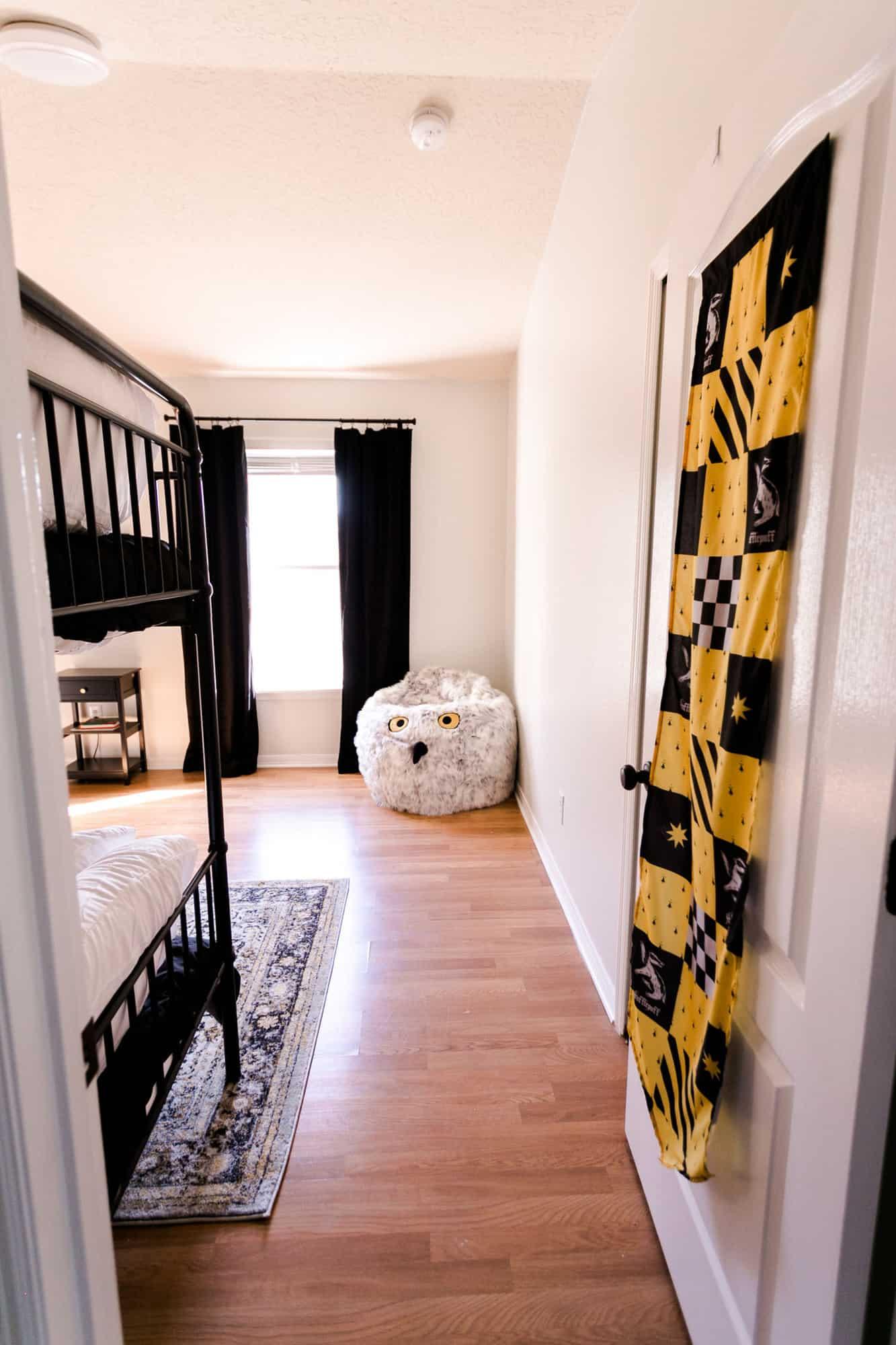 Hufflepuff Inspired Bedroom A Beautiful Mess