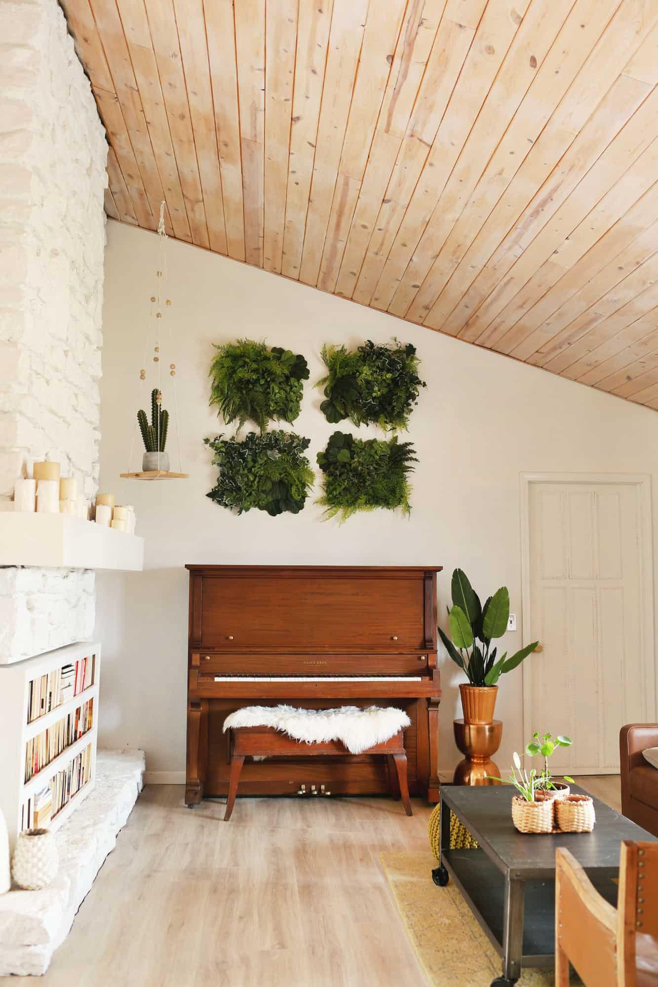 Easy Diy Living Wall Art A Beautiful Mess