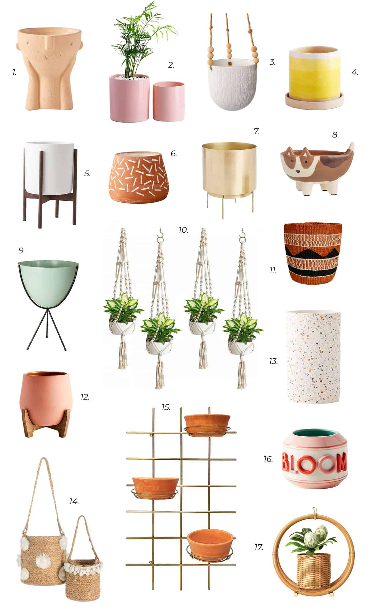 Our Favorite Pots and Planters