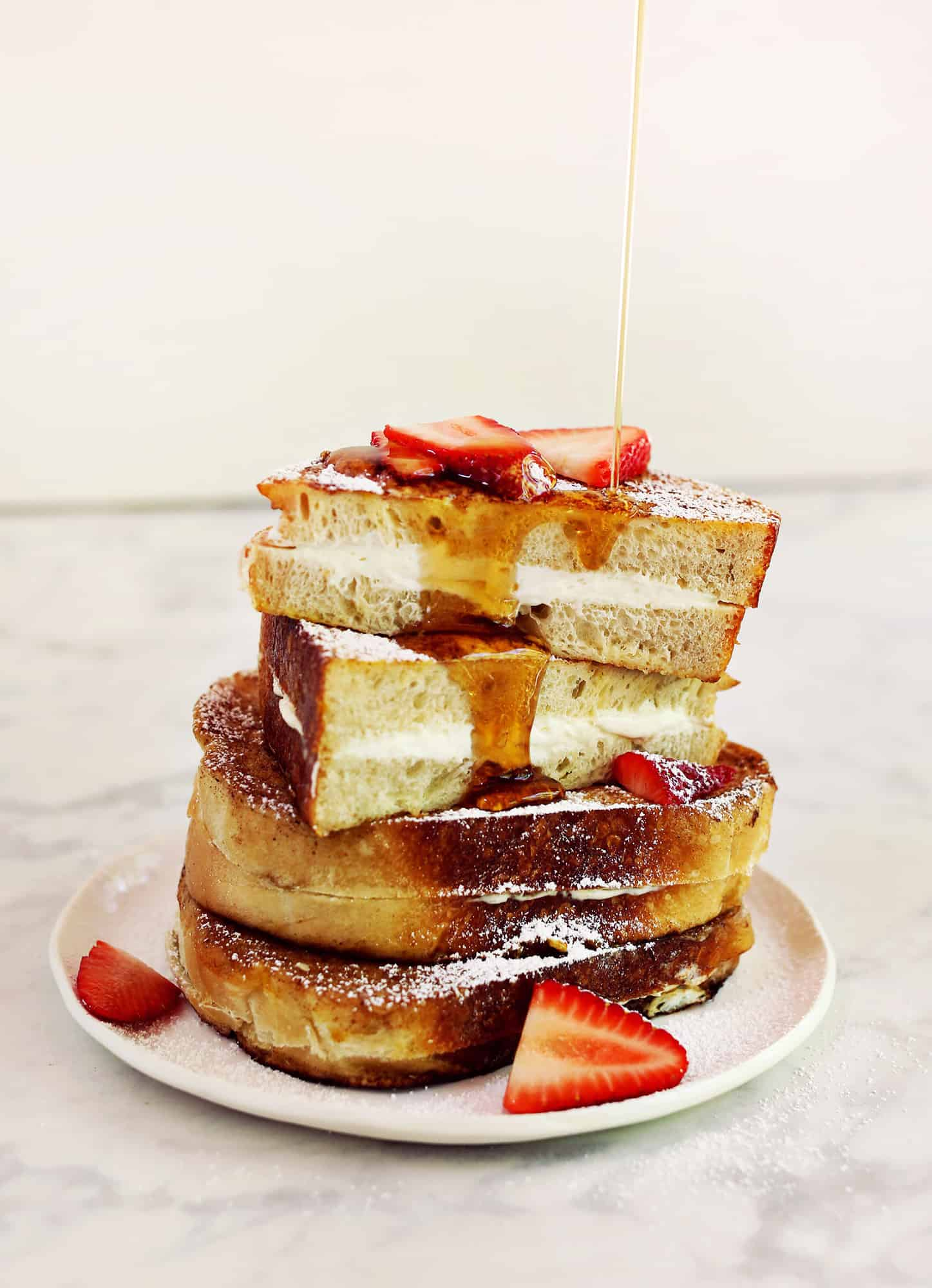 Classic Stuffed French Toast