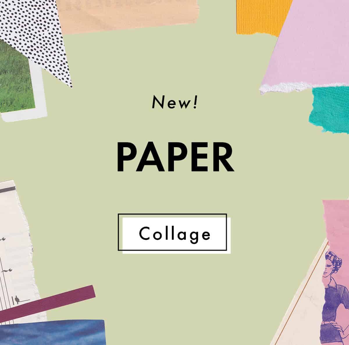 A Design Kit: Paper Collage +Pack is Here!!