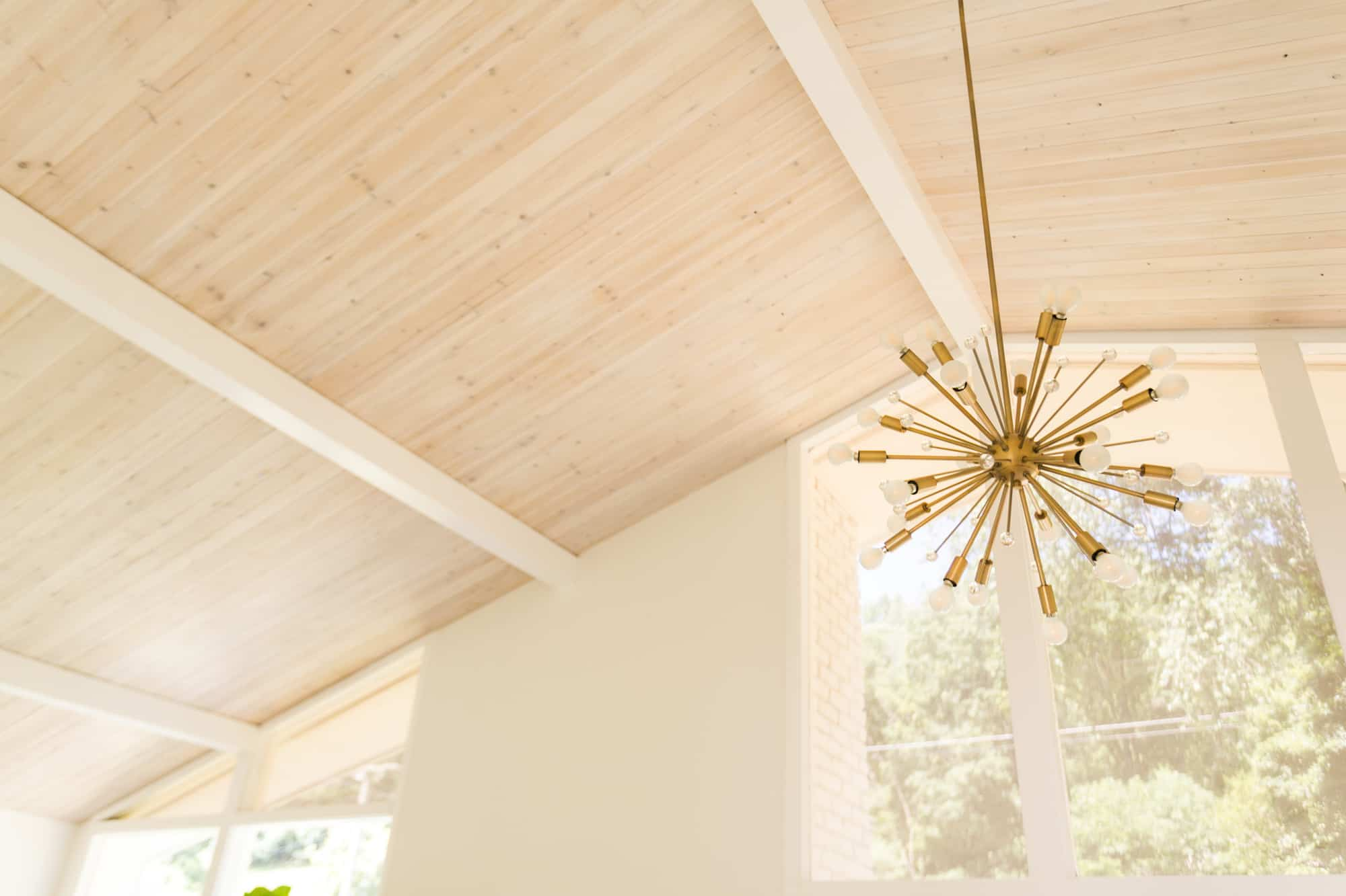 Diy Paneled Ceiling How To Cover Popcorn Ceilings A Beautiful Mess