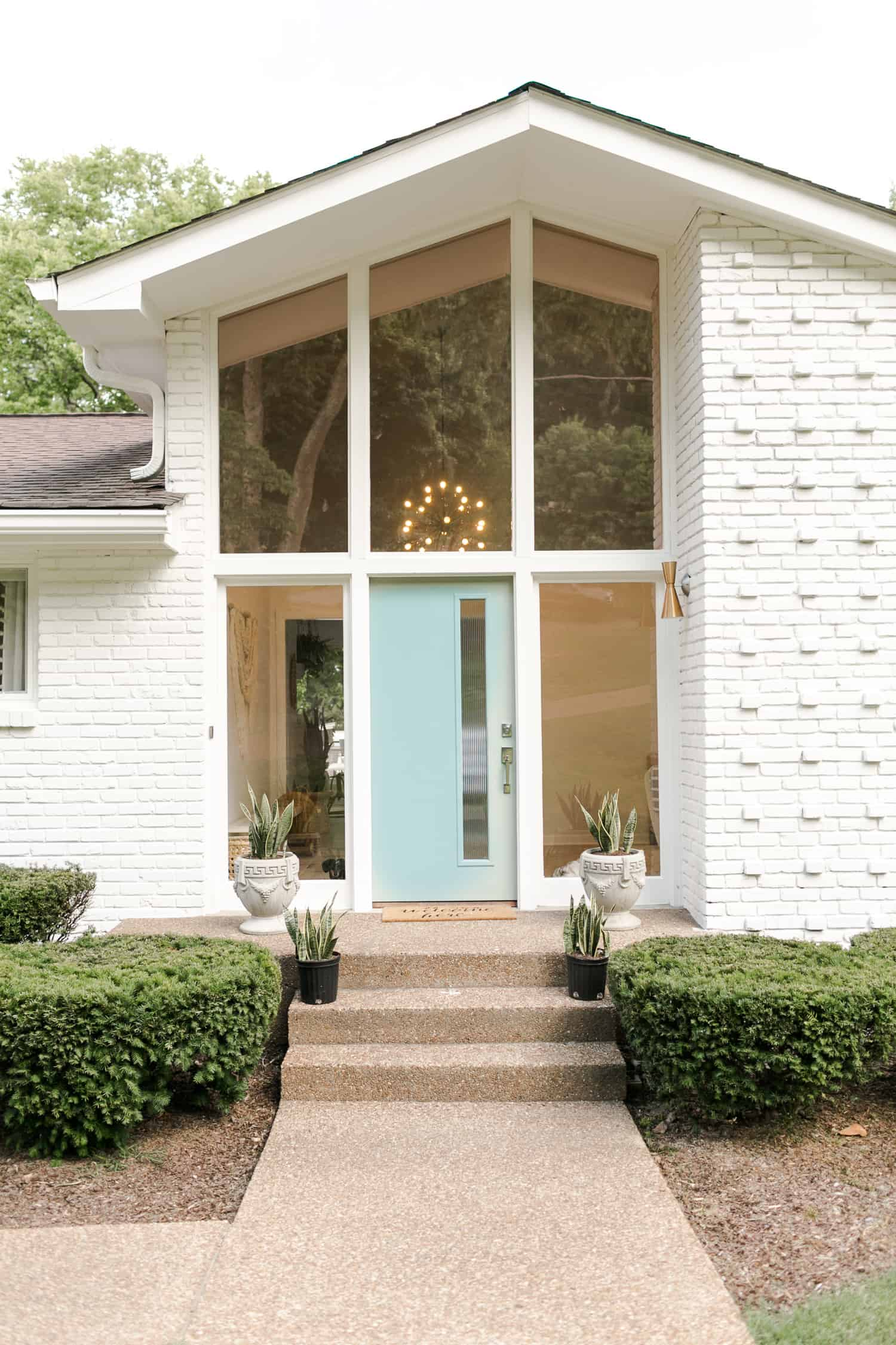 Tips For Painting Your Exterior Brick A Beautiful Mess