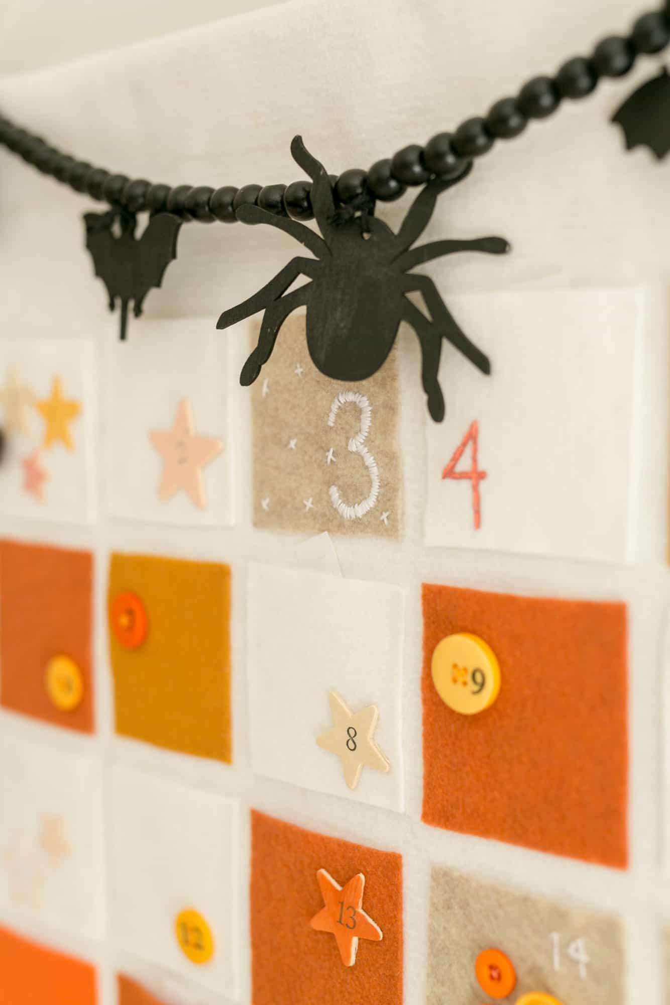 Halloween Advent Calendar scaled