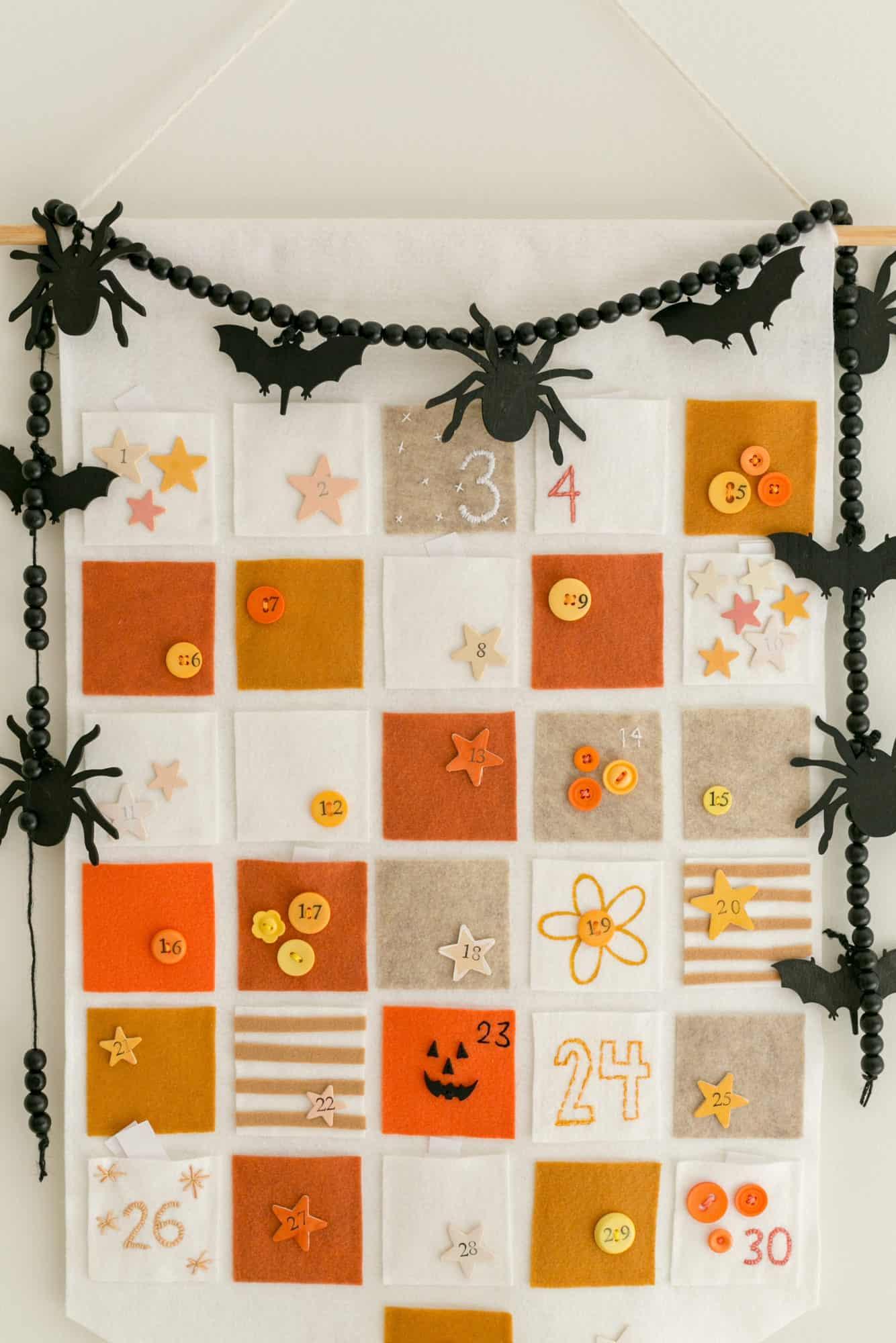 Halloween Advent Calendar 1 4 scaled