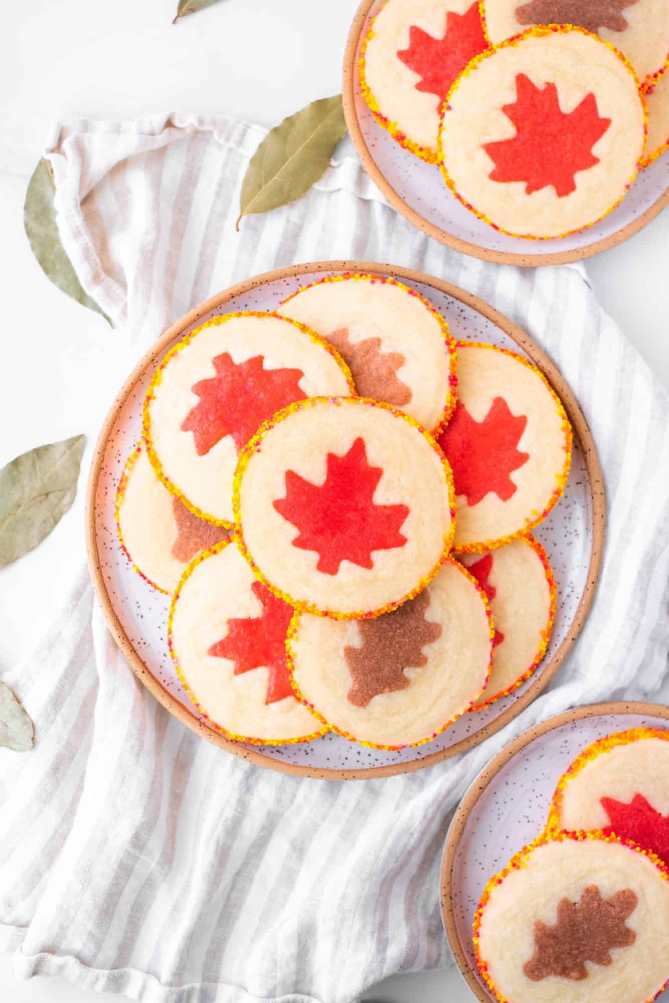 How To Make Slice And Bake Cookie Designs A Beautiful Mess