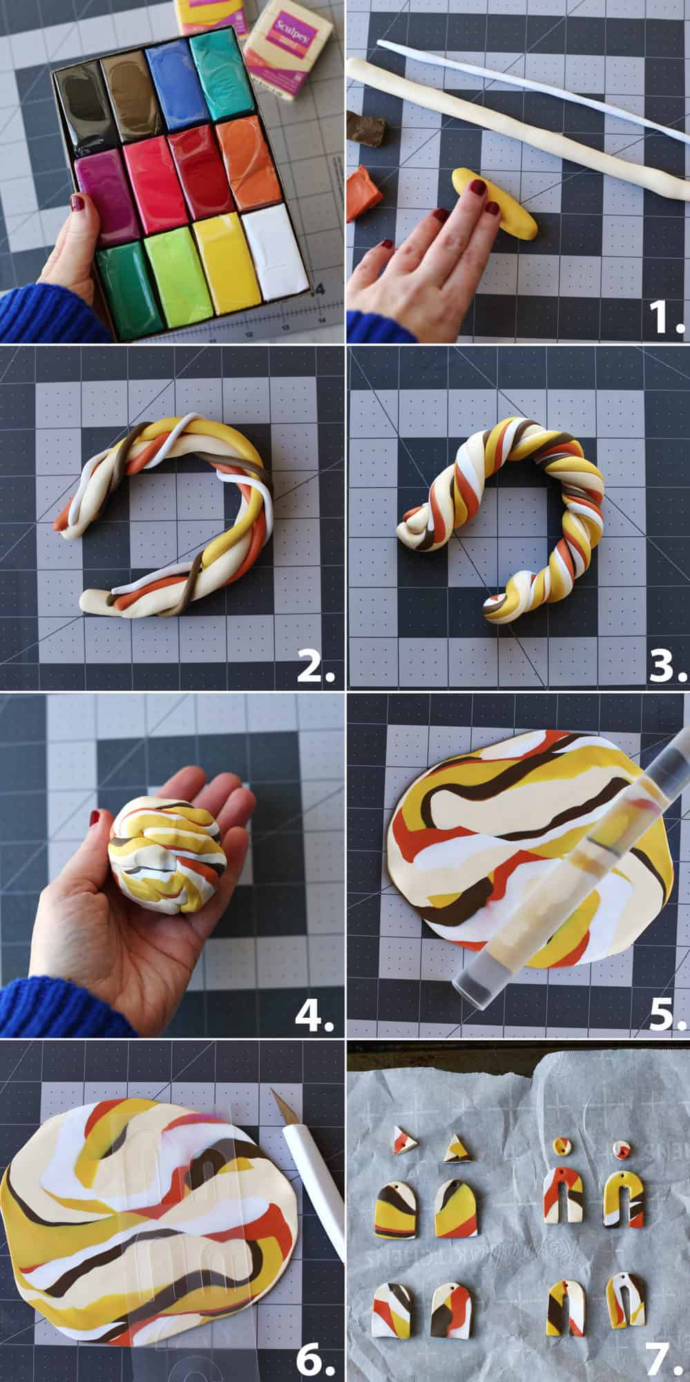 marbled clay earrings scaled