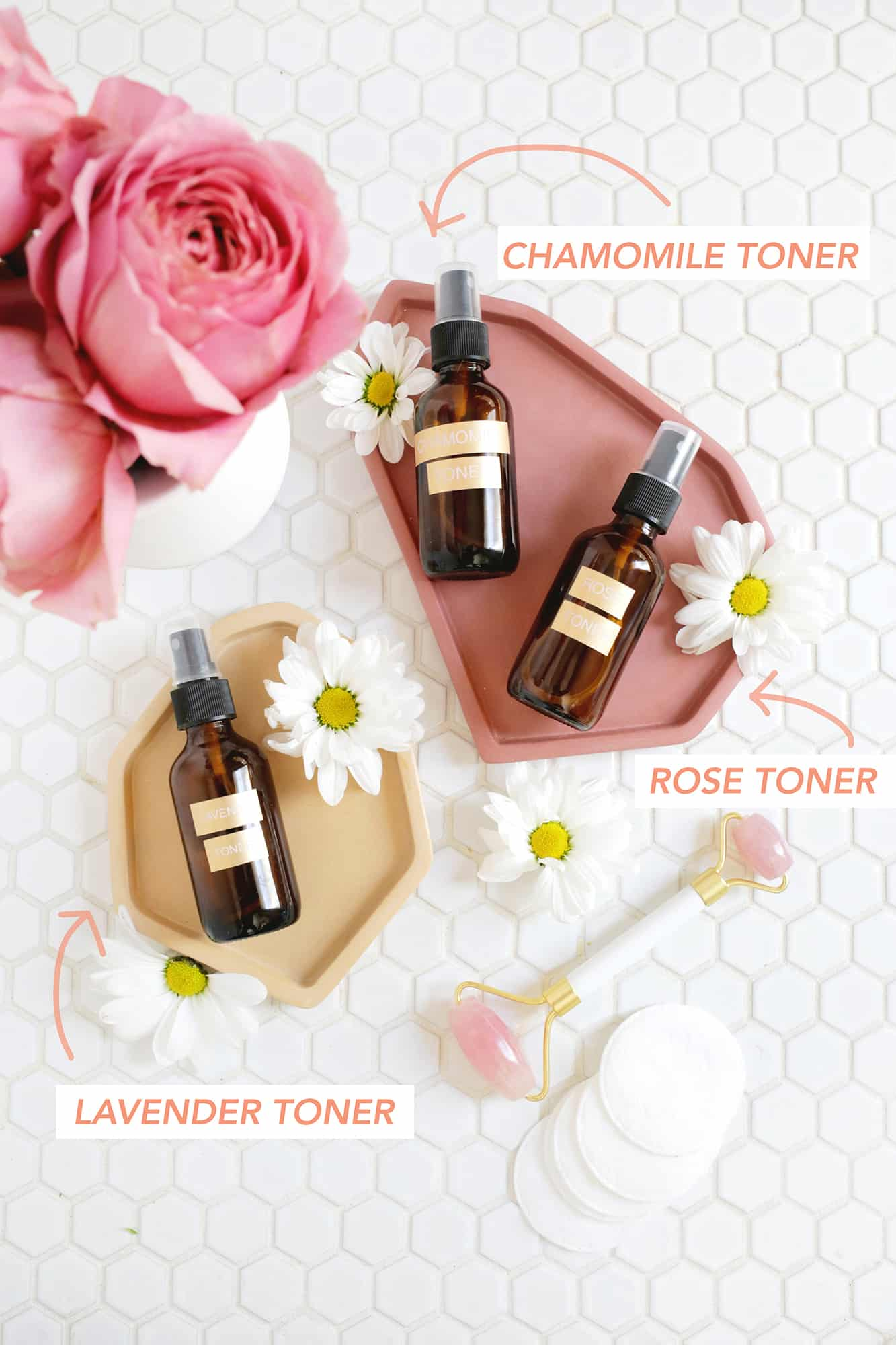 3 Easy Hydrating Toners to Make at Home Click through for more 1 1