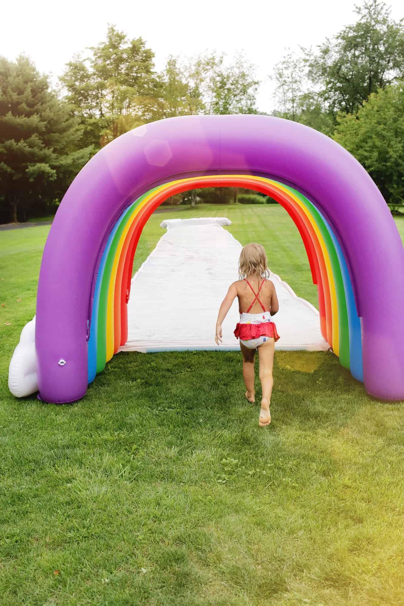 Giant 100-Foot Slip And Slide DIY!