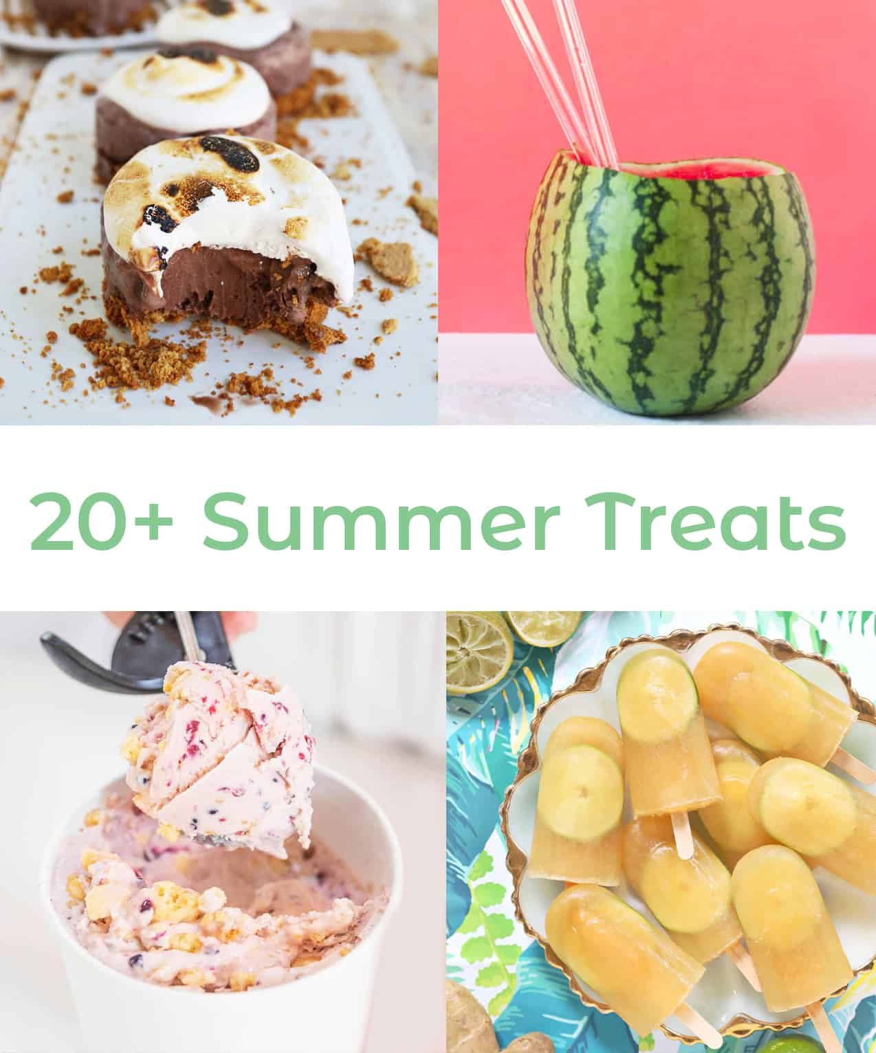 Our Favorite Summer Treats
