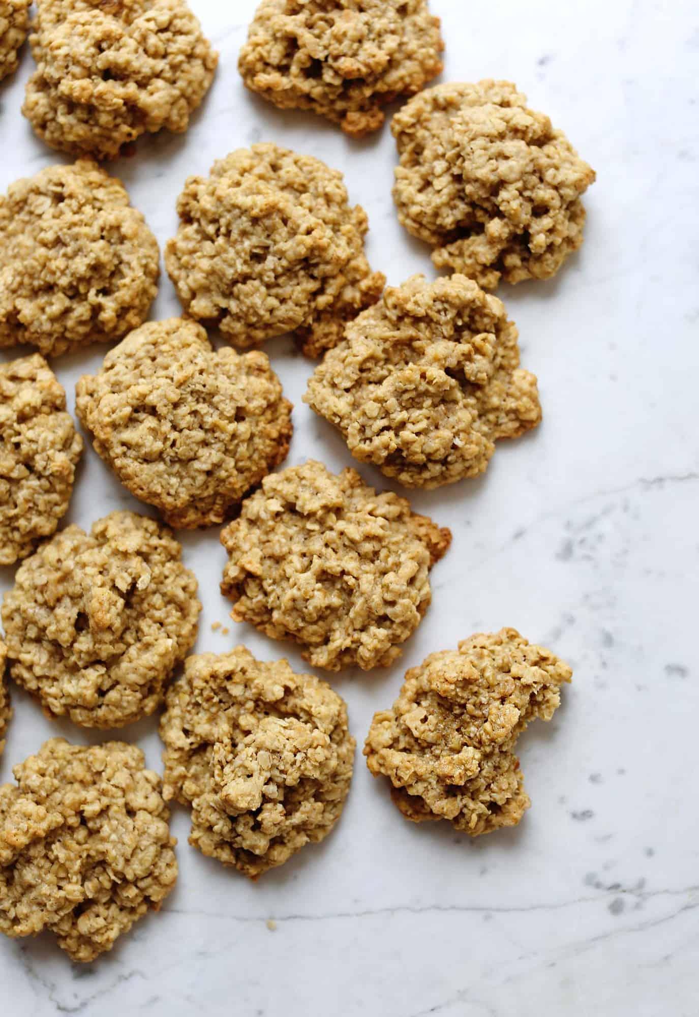 Lisa's Basic Oatmeal Cookies