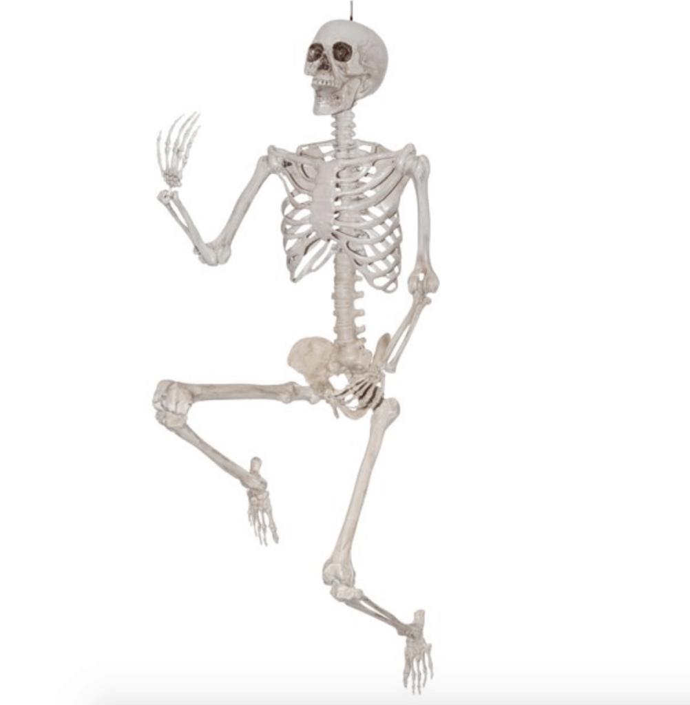 skeleton figure