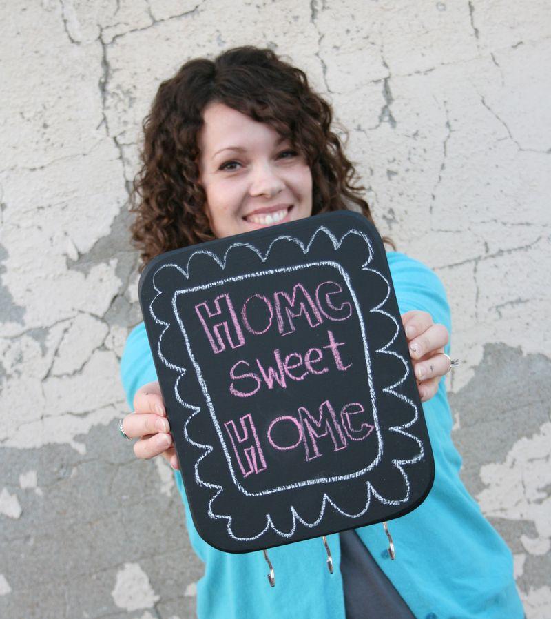 Rachel chalkboard
