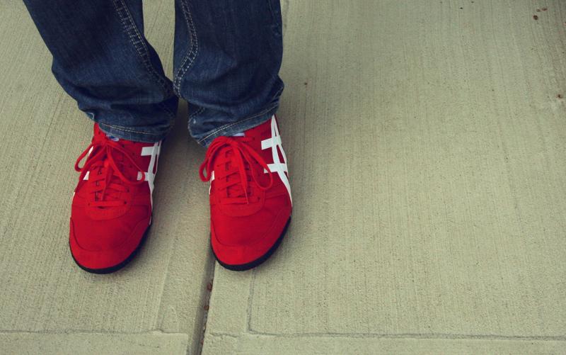 Jeremy-redshoes