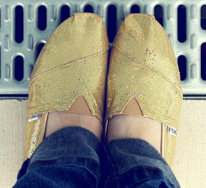 Gold-Toms