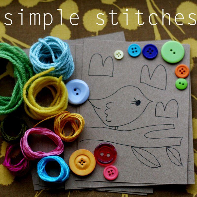 Simple-stitches