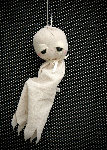 Ghost-doll