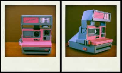 POLAROID_pink cool cam
