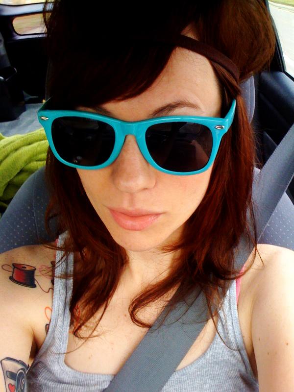 Elsie_driving