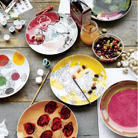 Anthropologie-dishes