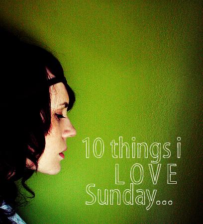 Elsie-10-things-Sunday