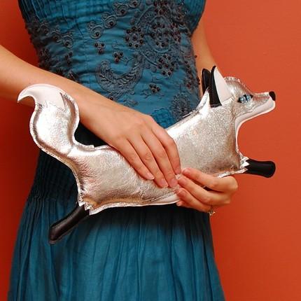 Fox-purse